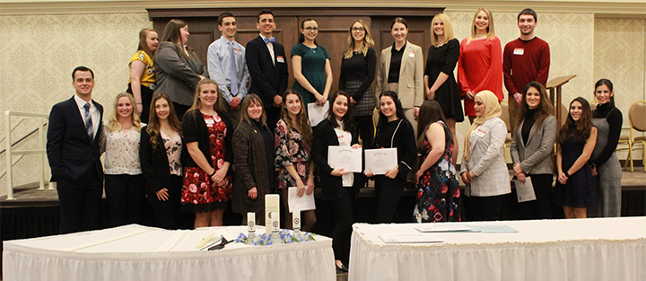 PKP Inductees Group 1 at 2019 Induction Ceremony